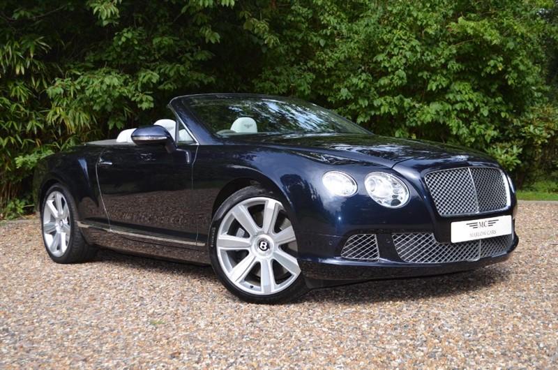 used Bentley Continental GTC  in marlow-buckinghamshire