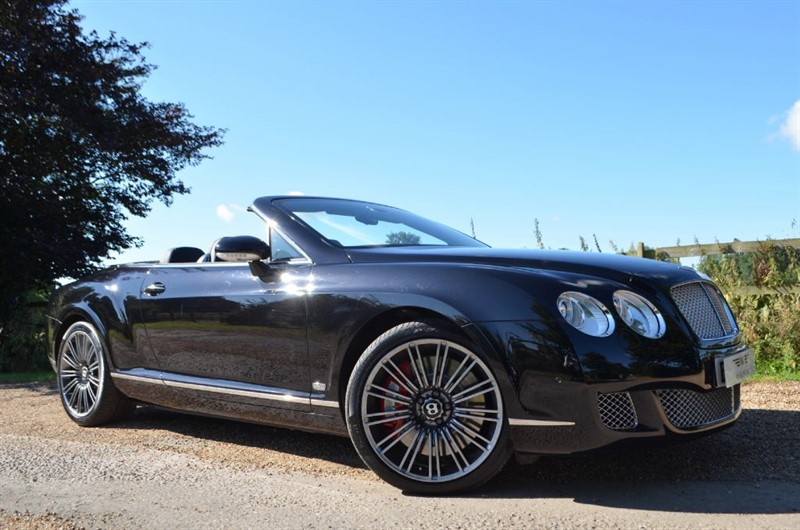 used Bentley Continental GTC SPEED LOOK in marlow-buckinghamshire