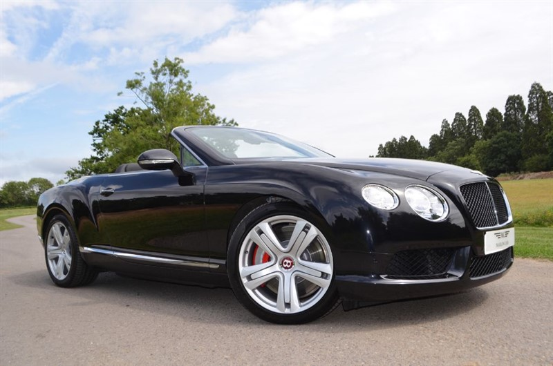used Bentley Continental GTC  GTC V8 in marlow-buckinghamshire