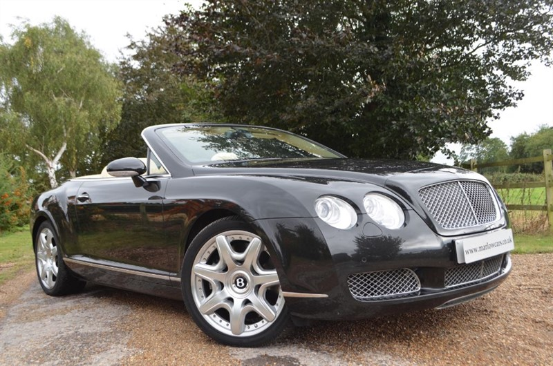 used Bentley Continental GTC GTC MULLINER in marlow-buckinghamshire