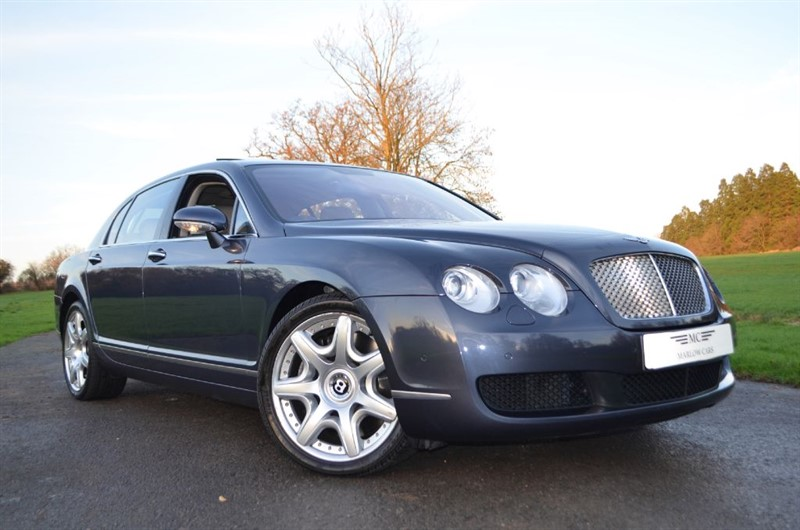 used Bentley Continental Flying Spur W12 MULLINER in marlow-buckinghamshire