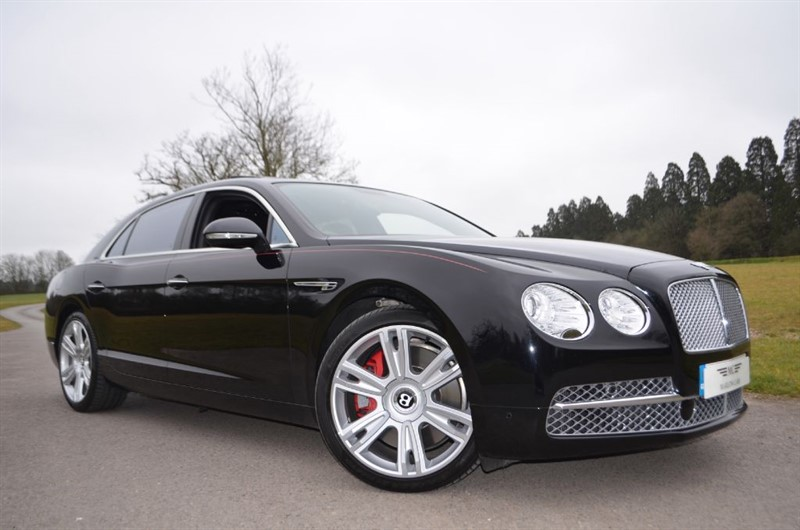 used Bentley Flying Spur W12 MULLINER in marlow-buckinghamshire