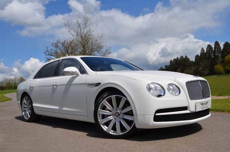 used Bentley Flying Spur V8 MULLINER in marlow-buckinghamshire