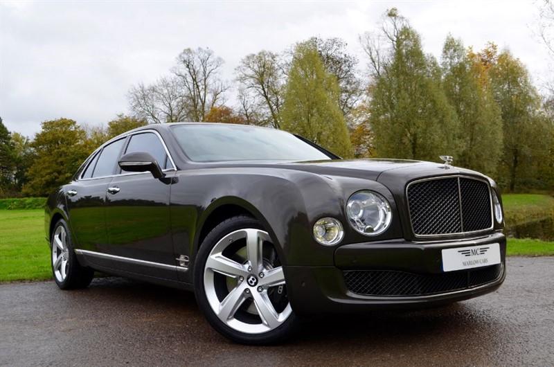 used Bentley Mulsanne SPEED 2016 MODEL in marlow-buckinghamshire