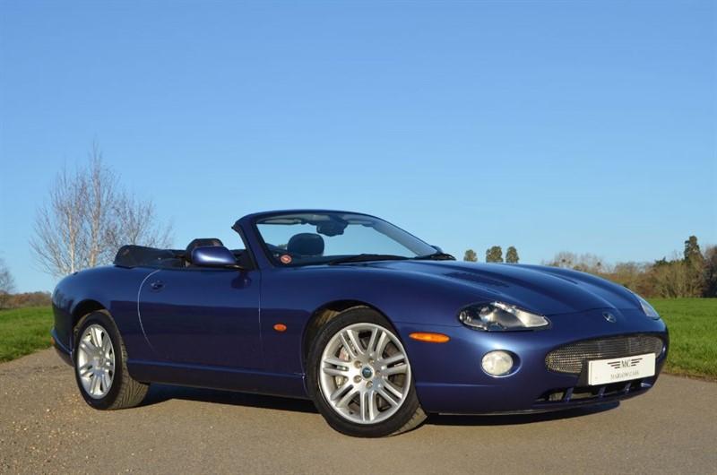 used Jaguar XKR XKR CONVERTIBLE in marlow-buckinghamshire