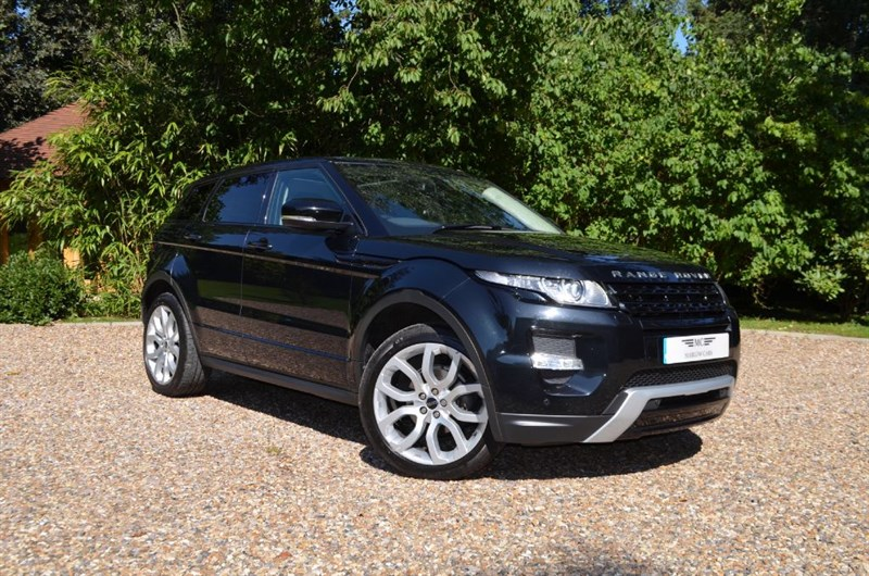 used Land Rover Range Rover Evoque SD4 DYNAMIC in marlow-buckinghamshire