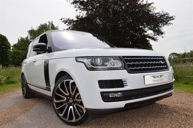 used Land Rover Range Rover Vogue SE 4.4 in marlow-buckinghamshire