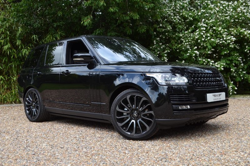 used Land Rover Range Rover Autobiography 4.4 in marlow-buckinghamshire