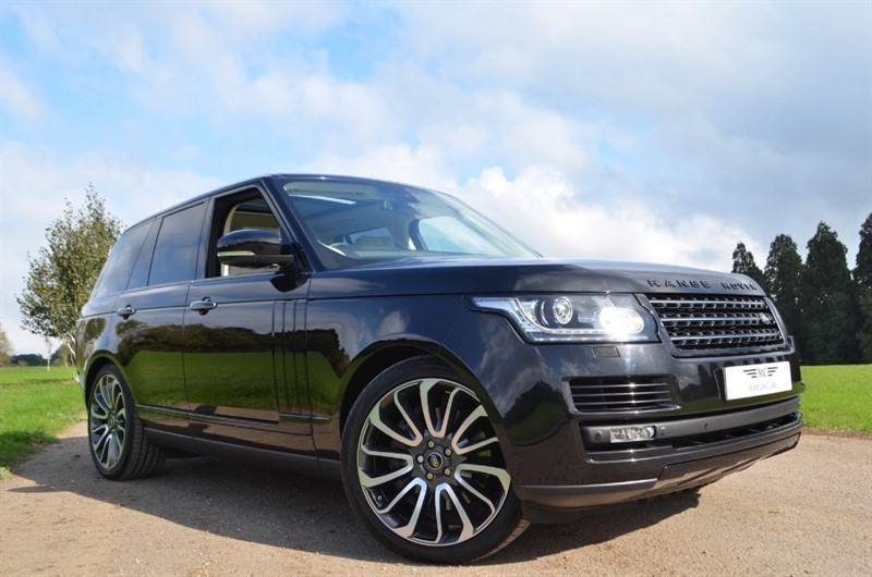 used Land Rover Range Rover SDV8 AUTOBIOGRAPHY in marlow-buckinghamshire