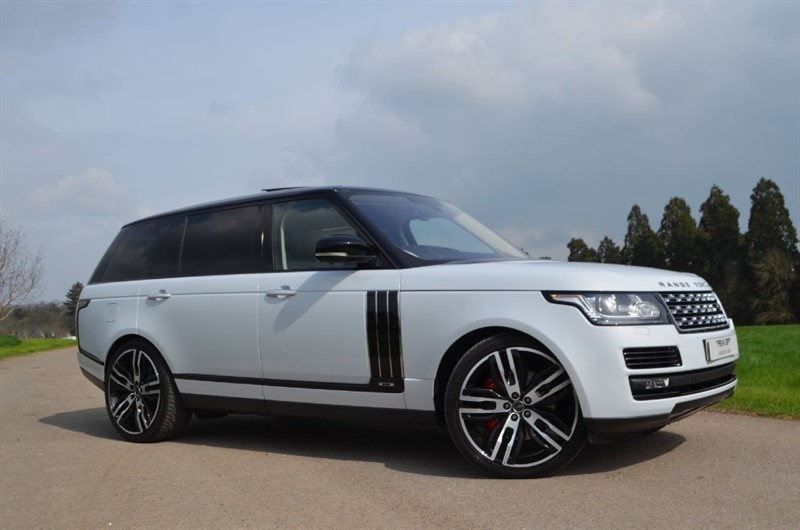 used Land Rover Range Rover LWB AUTOBIOGRAPHY in marlow-buckinghamshire
