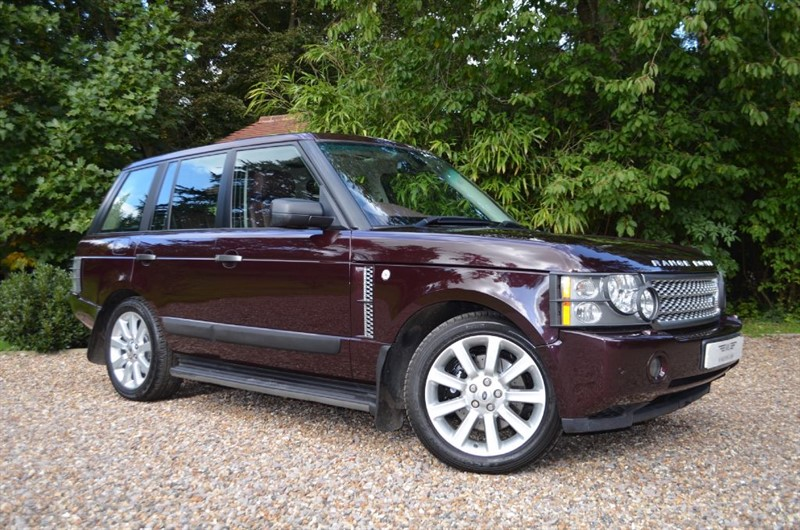 used Land Rover Range Rover V8 35TH ANNIVERSARY LE in marlow-buckinghamshire