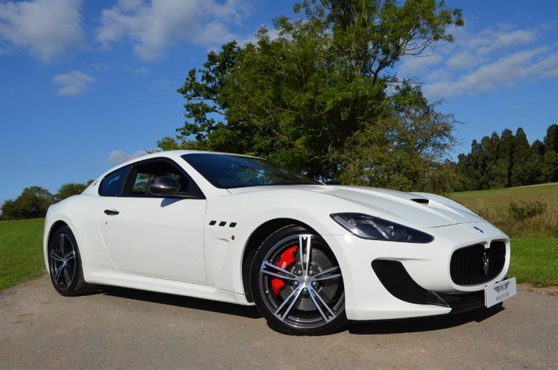 used Maserati Granturismo STRADALE in marlow-buckinghamshire