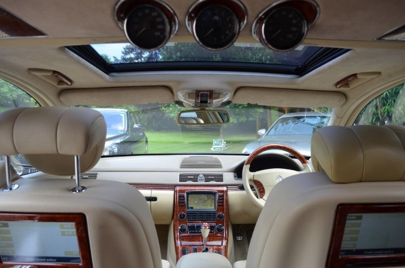 Maybach 57 - Image 12
