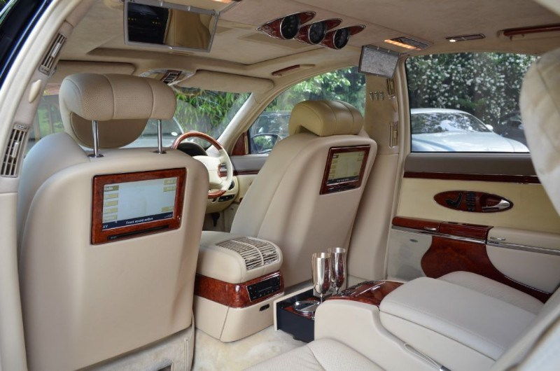 Maybach 57 - Image 14
