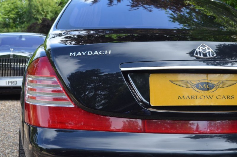Maybach 57 - Image 24