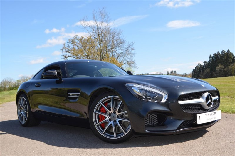 used Mercedes AMG GT GTS in marlow-buckinghamshire