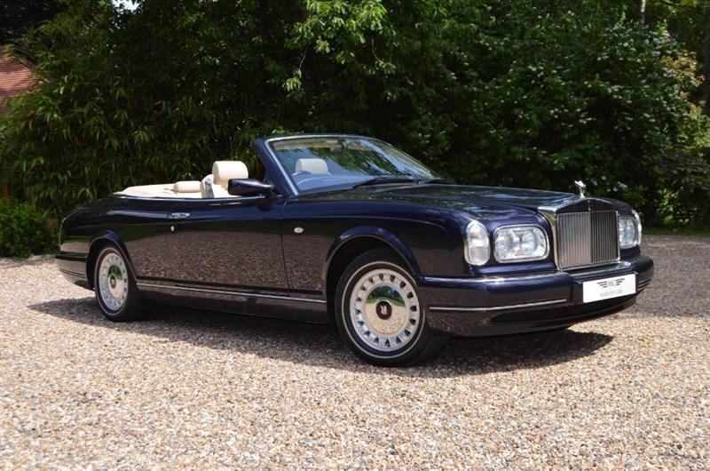 used Rolls-Royce Corniche  in marlow-buckinghamshire