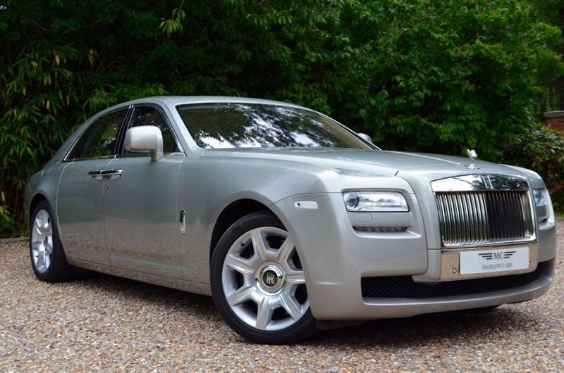 used Rolls-Royce Ghost  in marlow-buckinghamshire