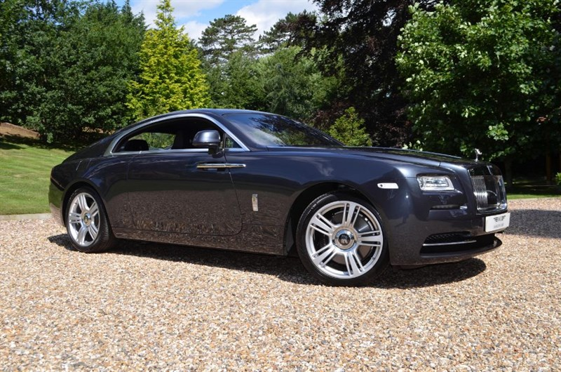 used Rolls-Royce Wraith  in marlow-buckinghamshire