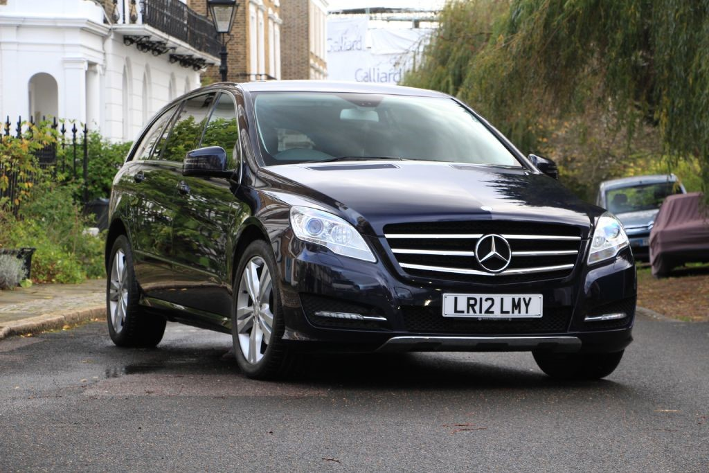 Used mercedes r class r350 cdi 4matic for sale in london for Mercedes benz r350 for sale