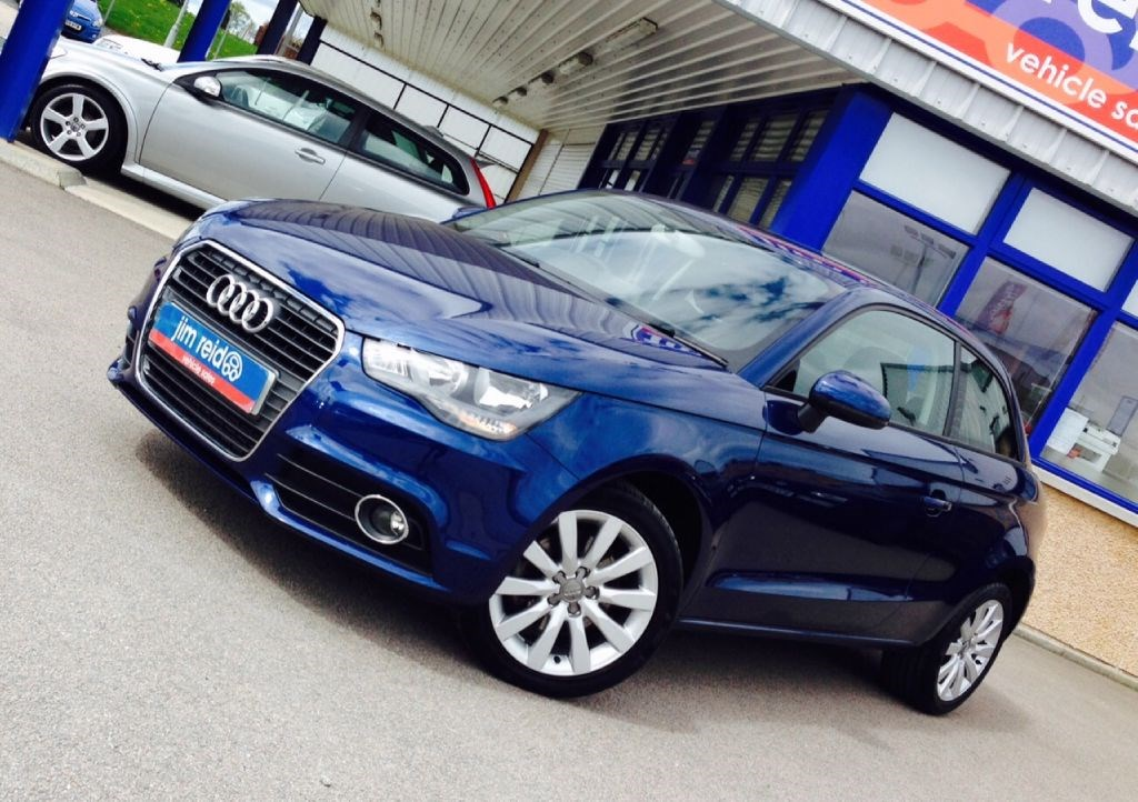audi a11 6 tdi 105 bhp sport 3dr only 7340 miles for sale kintore aberdeenshire jim reid. Black Bedroom Furniture Sets. Home Design Ideas