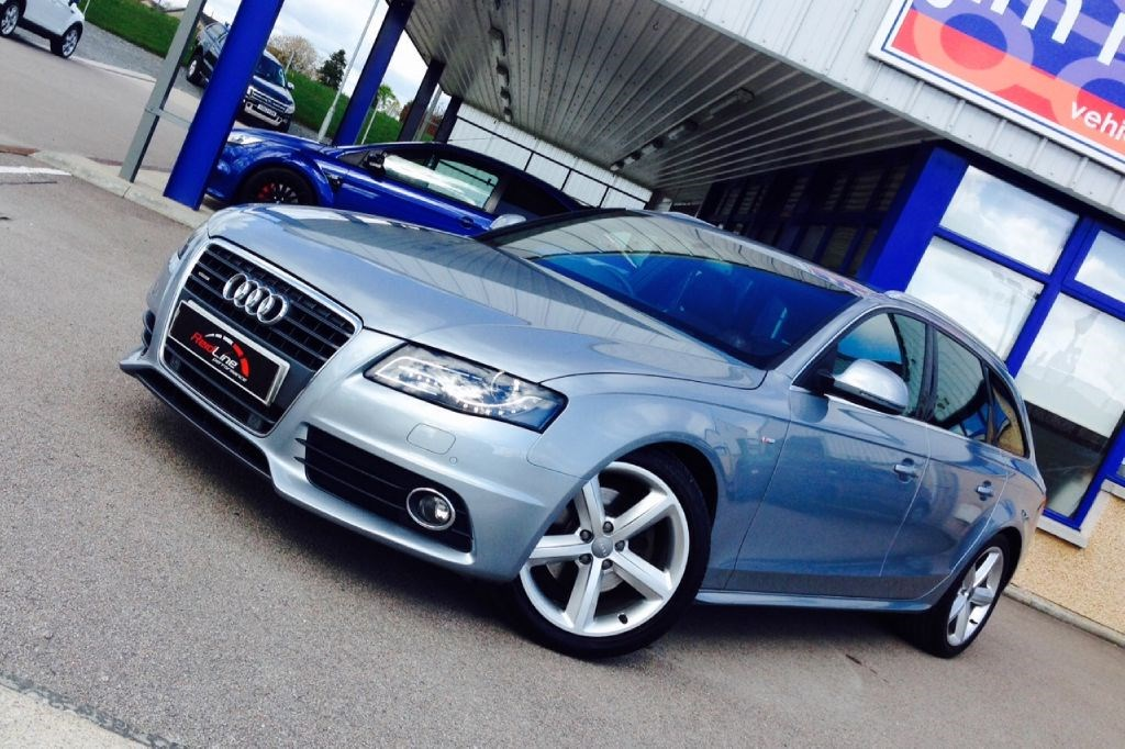 Audi a4 tdi s line for sale scotland