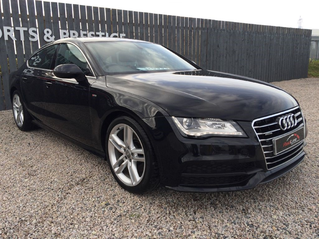 used audi a7 for sale inveruie aberdeenshire. Black Bedroom Furniture Sets. Home Design Ideas