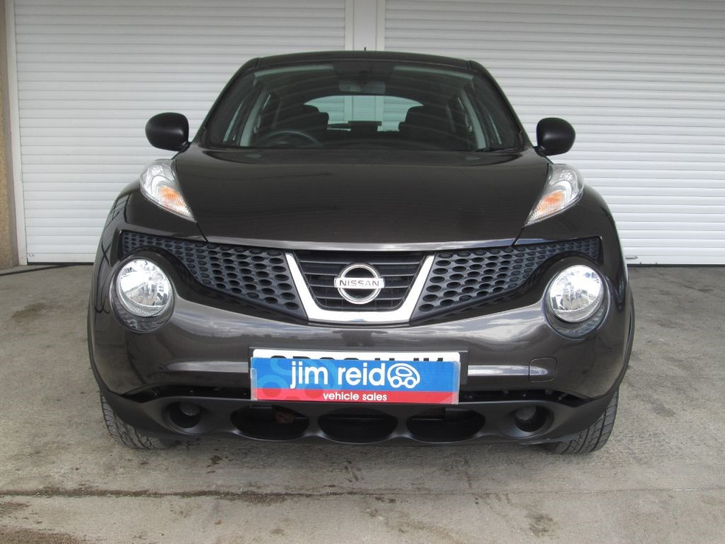 nissan juke 1 6 visia 5dr manual for sale kintore aberdeenshire jim reid vehicle sales. Black Bedroom Furniture Sets. Home Design Ideas