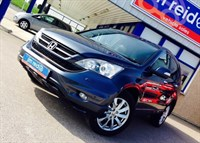 Used Honda CR-V 2.0 D-Tec 4x4 5dr Manual