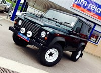 Used Land Rover Defender 2.2 TD 90 4X4