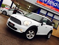 Used MINI Countryman 1.6 Cooper D ALL4 Pepper Pack & Extras