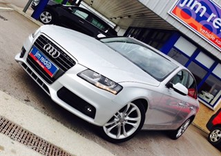 Audi A4 20 TDI SE 140 Bhp Saloon Manual