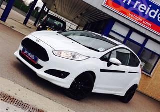 Ford Fiesta 16 TdCI Zetec S Reidline Edition 3dr
