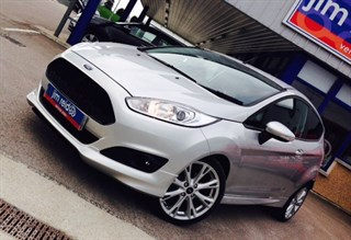 Ford Fiesta 10T Eco-Boost Zetec S Nav 3dr Manual