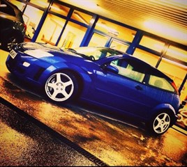 Ford Focus 20T RS 215 Bhp 3dr