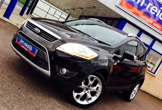 Ford Kuga 20 TDCI Titanium 4X4 Manual