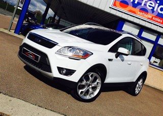 Ford Kuga 20 TDCI 163 Titanium X AWD Manual
