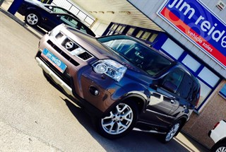 Nissan X-Trail 20 DCI 173 Bhp Platinum 4X4 Manual