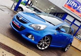 Vauxhall Corsa 16T VXR 189Bhp  Blue Edition 3dr