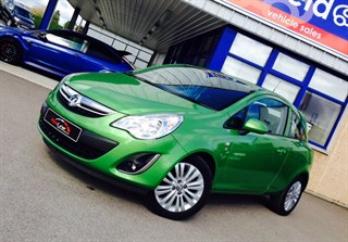 Vauxhall Corsa 10 Eco-Flex 3dr Excite Manual