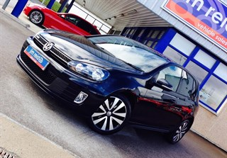 Volkswagen Golf 20 GTD 170 Bhp 5dr With Full Leather