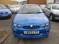 Used MG ZR 105