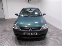 Used Vauxhall Corsa ELEGANCE 16V