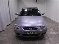 Used Vauxhall Corsa DESIGN 16V TWINPORT