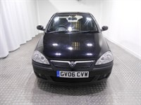 Used Vauxhall Corsa SXI PLUS 16V TWINPORT