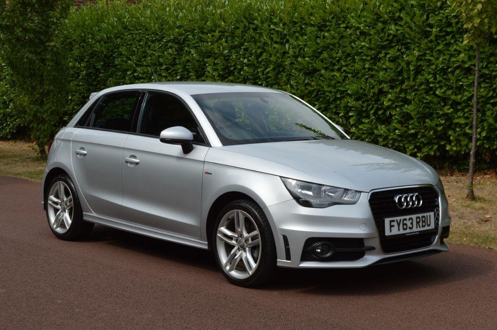 used Audi A1 SPORTBACK TFSI S LINE in hersham-surrey