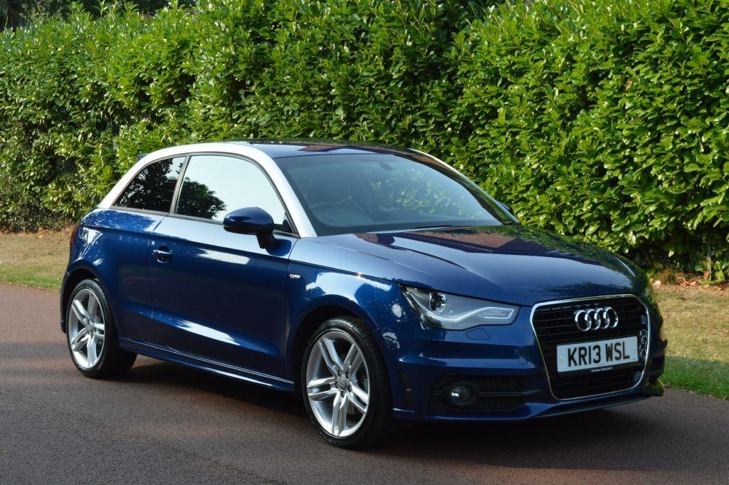 used Audi A1 TFSI S LINE in hersham-surrey