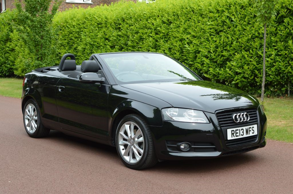 used Audi A3 TFSI SPORT FINAL EDITION in hersham-surrey
