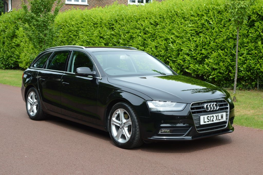 used Audi A4 Avant TDI SE TECHNIK in hersham-surrey
