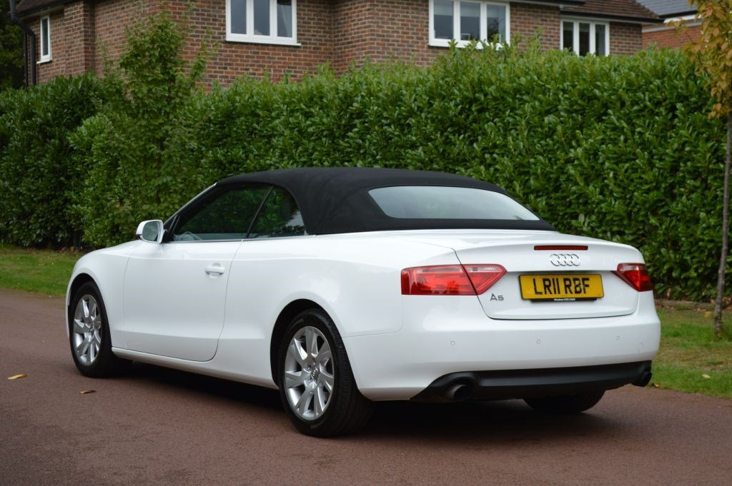 audi a5 tfsi se cabriolet for sale hersham surrey wheelbase. Black Bedroom Furniture Sets. Home Design Ideas